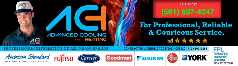 Advanced Cooling and Heating Inc