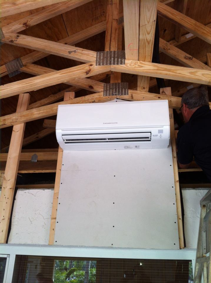 Super High Energy Efficiency Mini Split Cooling System