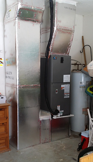 Best Place To Locate Air Handler