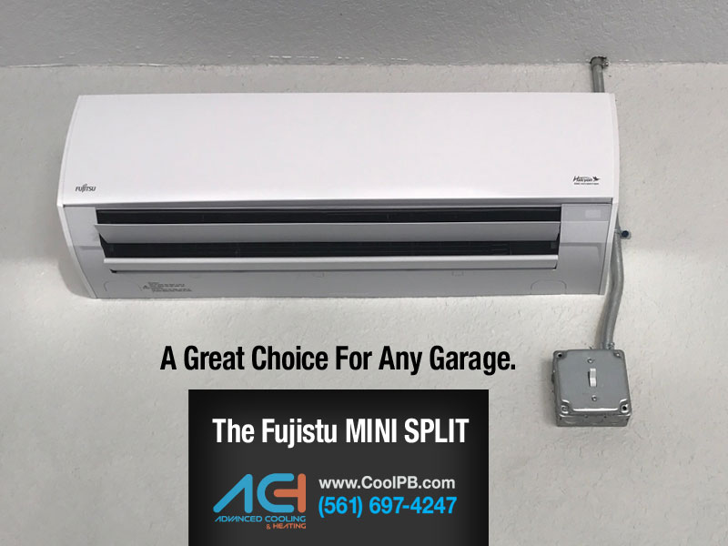 Garage Air Conditioning: What is the best cooling method ...