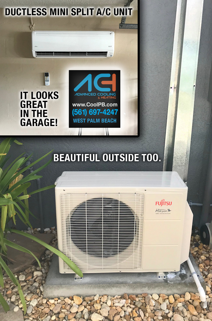 mini split ac unit - Garage Ac