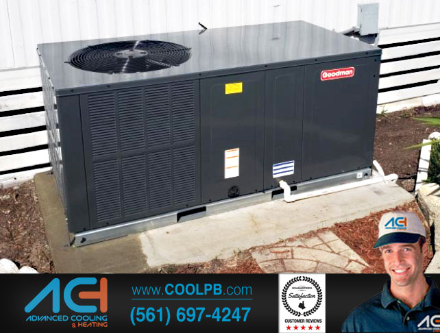 Goodman Offers Packaged Air Conditioner Units - Advanced